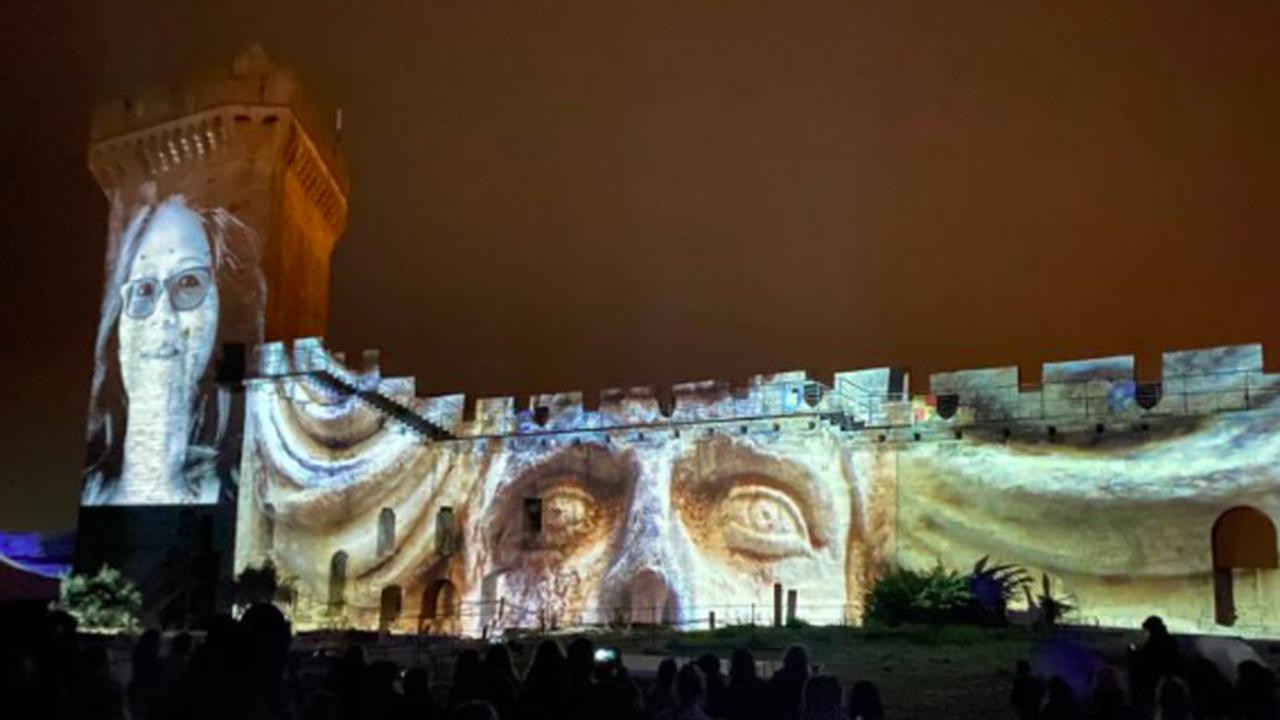 BEAUCAIRE Interstice(s), la projection monumentale sur la forteresse est reportée