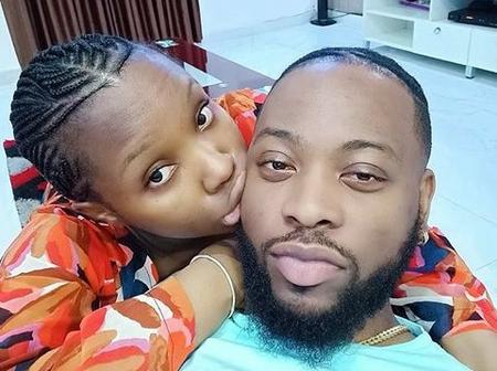Fans Couldn't Get Enough Of BamTeddy As They Glow And Gush Over Eachother In New Photos.