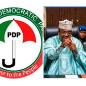 Leave Governor Matawalle Alone, There Is A Plot To Forcefully Take Over Zamfara State- PDP