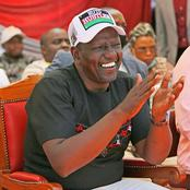 Photos Of DP Ruto Mingling And Greeting Embakasi West Locals Like Real Hustler