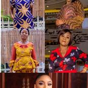 Tonto Dikeh, Gains Praises From Fans For Changing The Lives Of 10 Single Mothers And Widows (Video)
