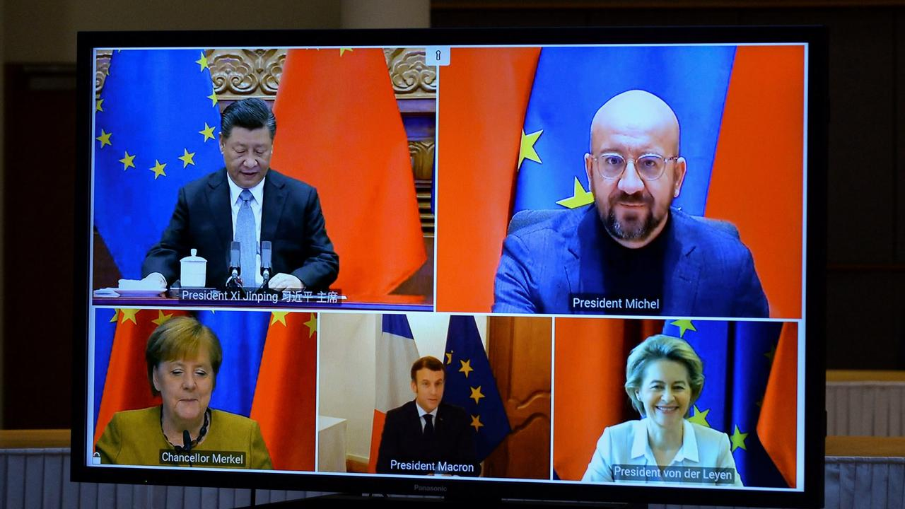 China and EU reach broad investment agreement
