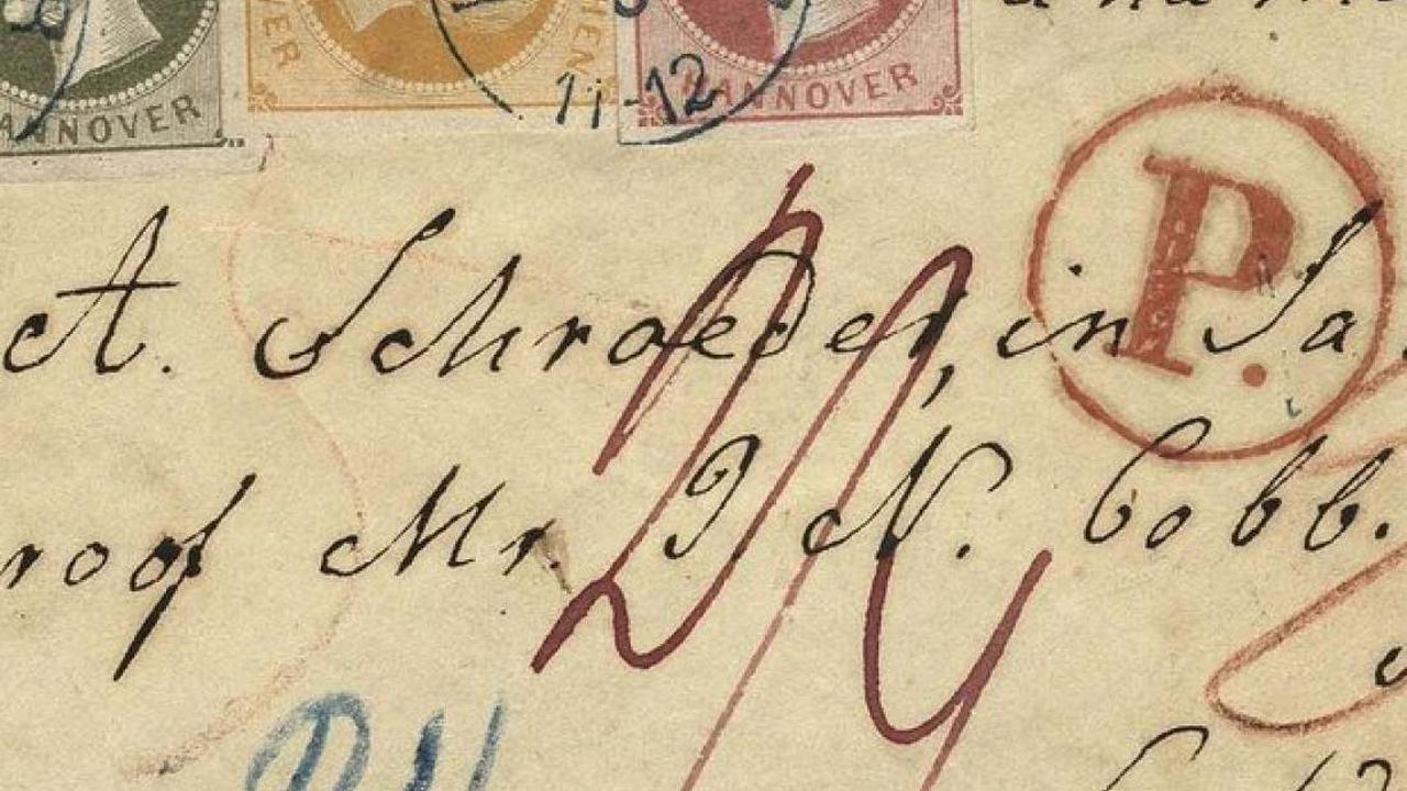 Auktion: Wertvoller Brief aus Hannover für 145.000 Euro versteigert