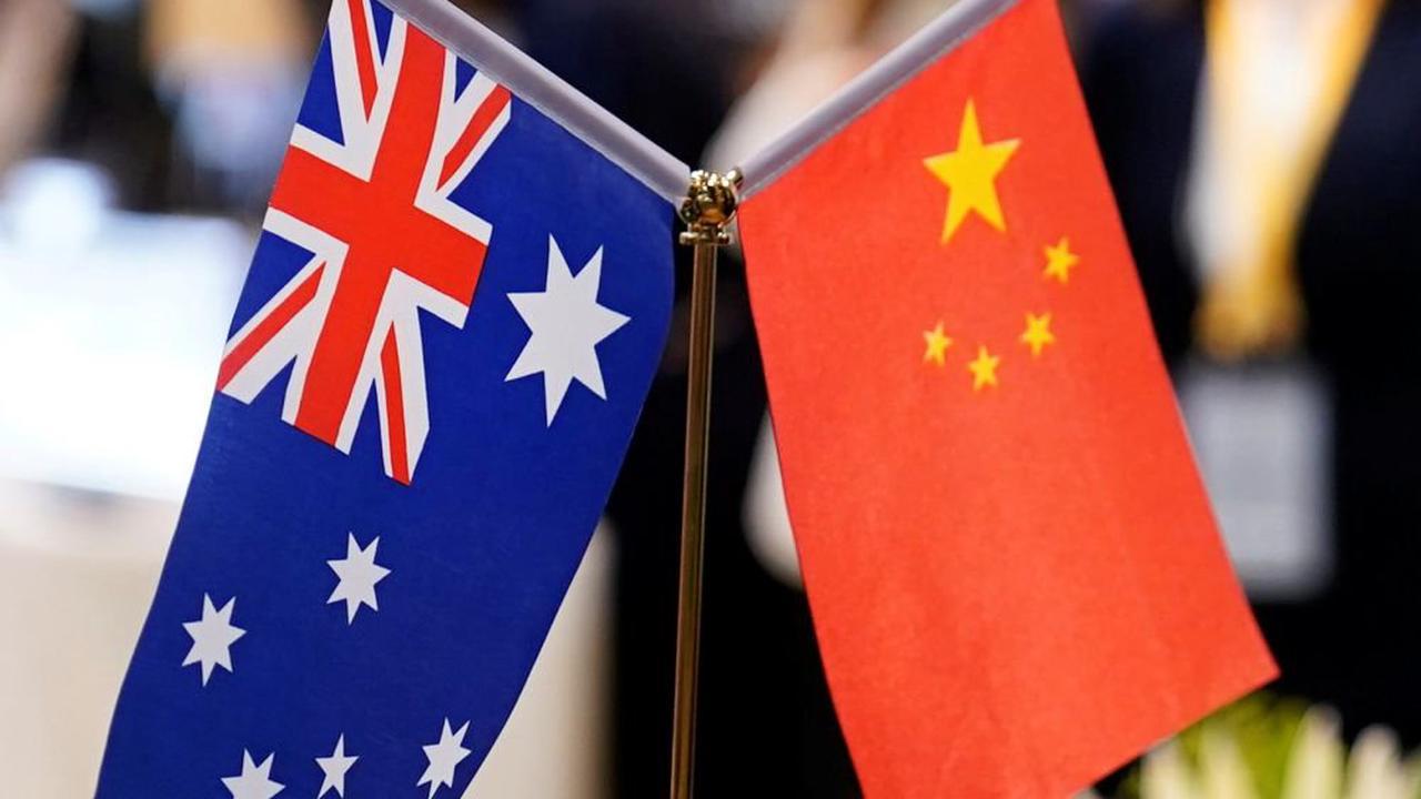 Tensions commerciales entre la Chine et l'Australie