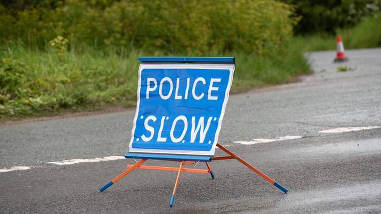 Man in 40s dies following A12 crash