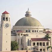 تعطيل الدراسة في جامعة القاهرة غدا الخميس واستمرارها عن بعد