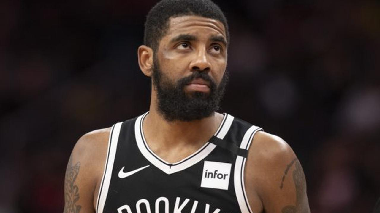 Nets GM 'disappointed' Kyrie Irving was away from team
