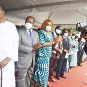 Célébration du 75è anniversaire du PDCI: Gbagbo soutient Bédié, Ouattara boude
