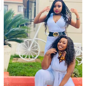 Meet Hon. Mike Mbuvi Sonko's Beautiful Daughters On Their Best Fashions