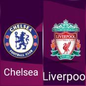 Chelsea Vs Liverpool Head-to-head records (last five matches)