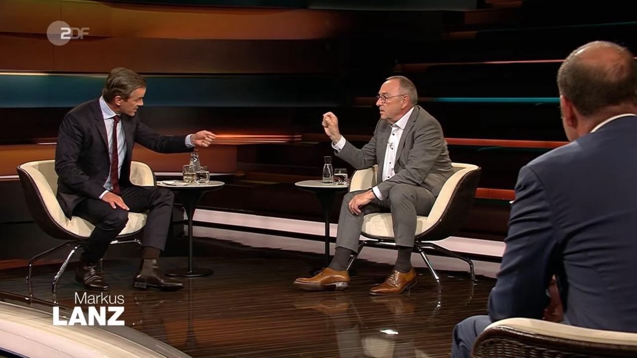 """Laschet bei Putin? SPD-Chef Walter-Borjans poltert: """"Da würde ich nicht ruhig schlafen"""""""