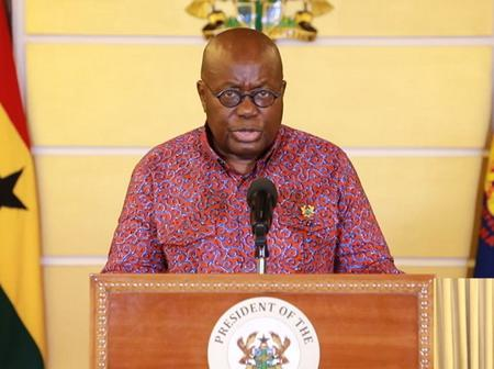 President Akuffo Addo Orders For Closure of Office [See details]