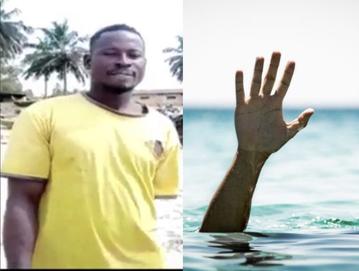 662e2894561243408923ffdd99c7738f?quality=uhq&resize=720 - The Good Samaritan, Who Dived In The Apam River To Save Four Drowning Teenagers Finally Speaks