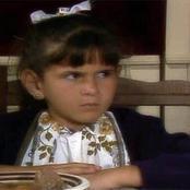 بعد مرور 37 عامًا على عرضه.. كيف تغير شكل ليزا شحاتة طفلة