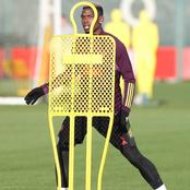 Checkout what Pogba said after he returned to training.