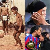 Ronaldinho reveal his greatest Motivation & the reason why he cried on winning his first golden ball