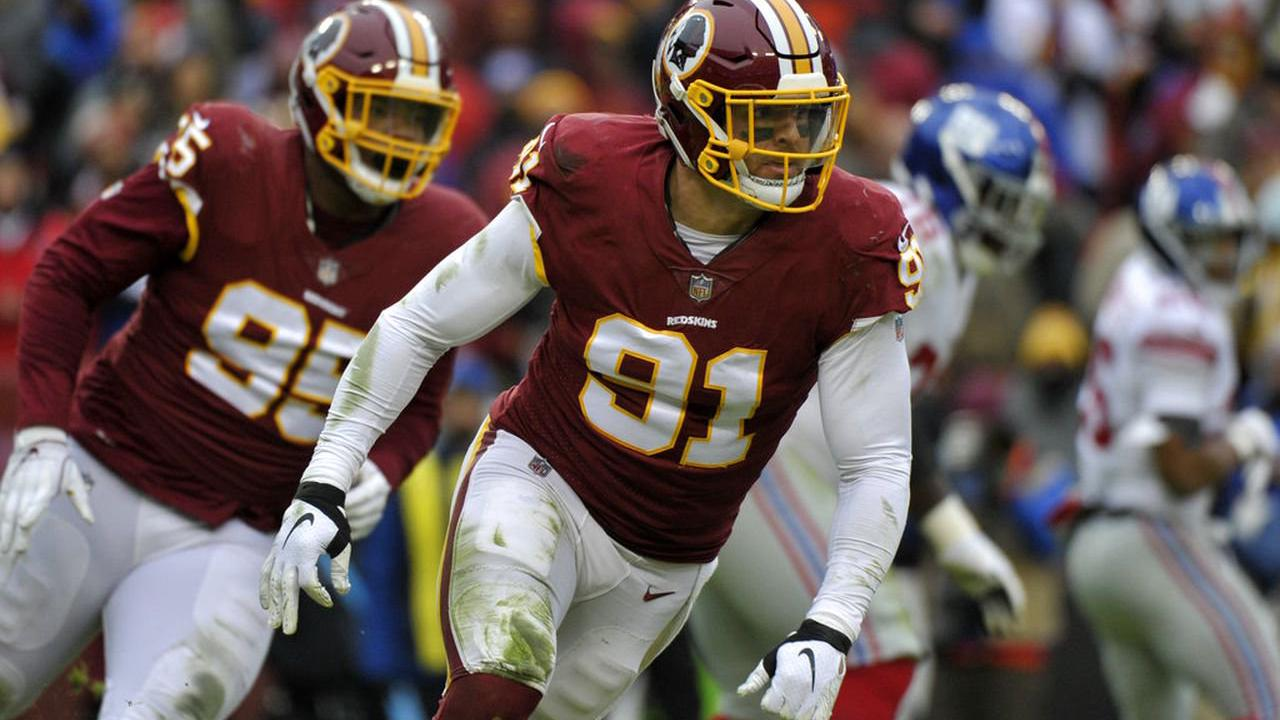 Why Eagles' leaders think Ryan Kerrigan will make overarching impact on roster