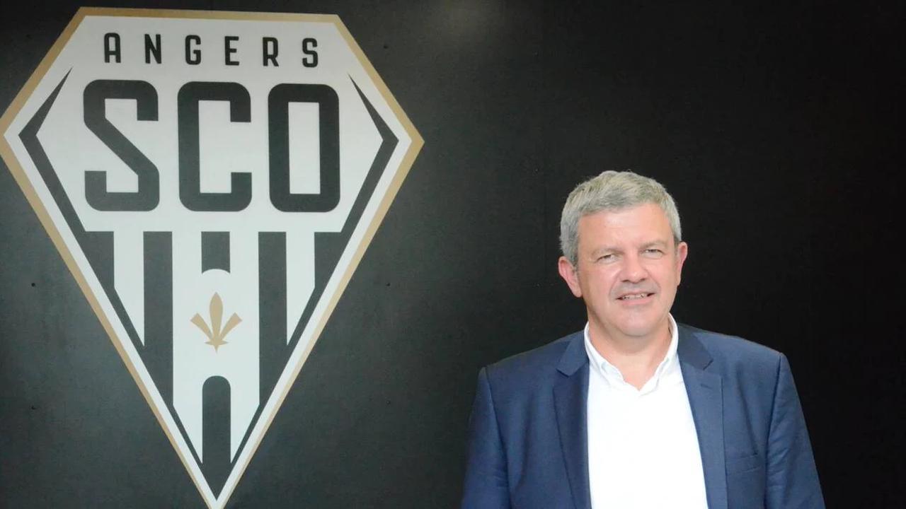 Ligue 1 - Angers Sco. Xavier Thuilot: «ici, c'est un commando start-up»