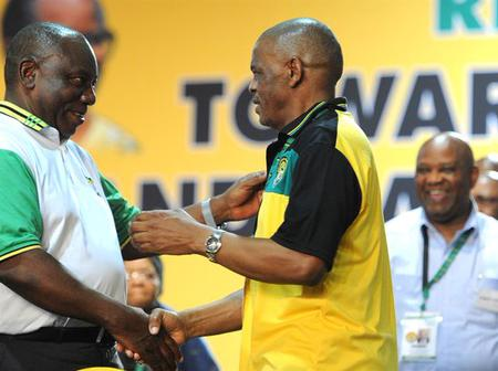 'Prepare For The War Of Your Life' Magashule Told President Cyril Ramaphosa