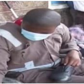 Shoe Maker Born Blind Set To Become The First Blind Pilot In Kenya And Africa