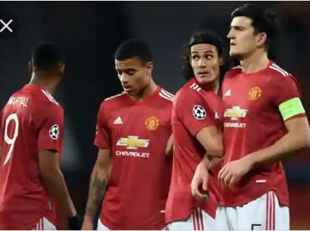 Manchester United to lose four players as free agents this summer