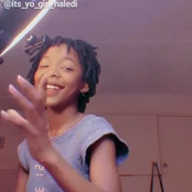 Manaka Ranaka's daughter posted a video of her daughter dancing.look at what fans noticed instead