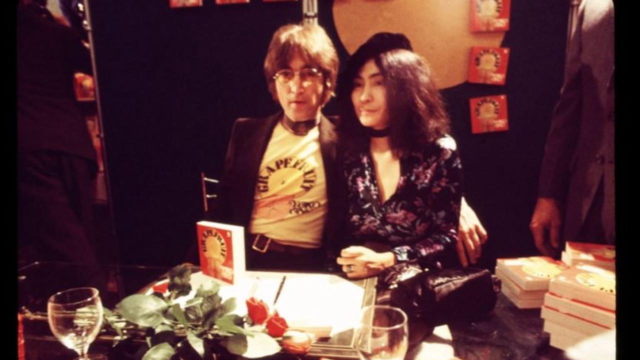"""Le domaine John Lennon partage une nouvelle vidéo méditative pour """" Hold On """""""