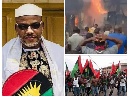 Today's Headlines: Boko Haram Kill 5 People In Adamawa, Biafra Group Sends Warning To Governor Wike