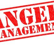 Anger management and what it entails