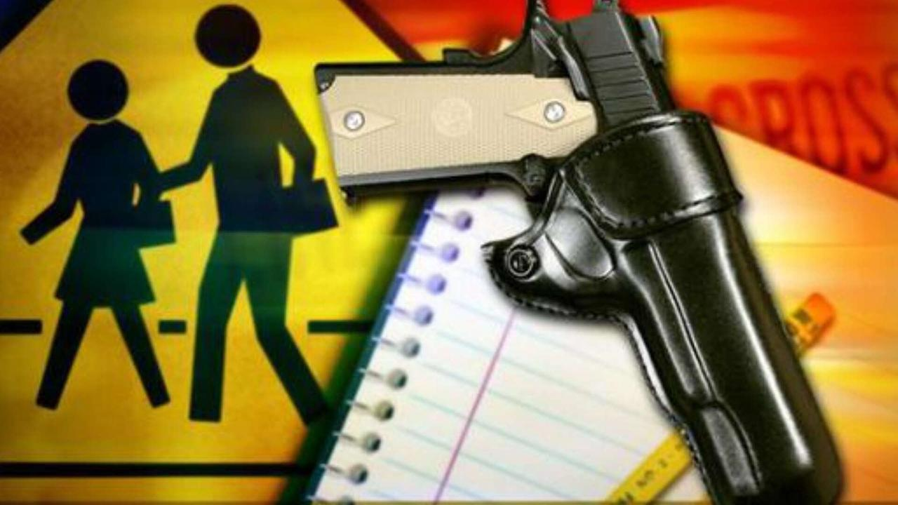Armed staff policy at Butler County school district illegal, Ohio Supreme Court says