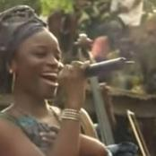 13 Years After the Lead Vocalist Left Lagbaja's band, See How She Looks Like Now
