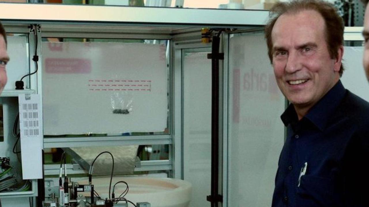 Mikrometer als Maßstab: 75 Jahre Firma Mohr: So präzise wird in Bönningstedt gearbeitet