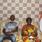 L'artiste zouglou Fitini chez Simone Gbagbo : voici la raison de sa visite