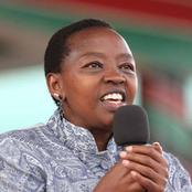 Rachel Ruto's message about national prayers