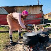 Pictures Of MissUniverse Zozibini Tunzi That Left Msanzi Speechless