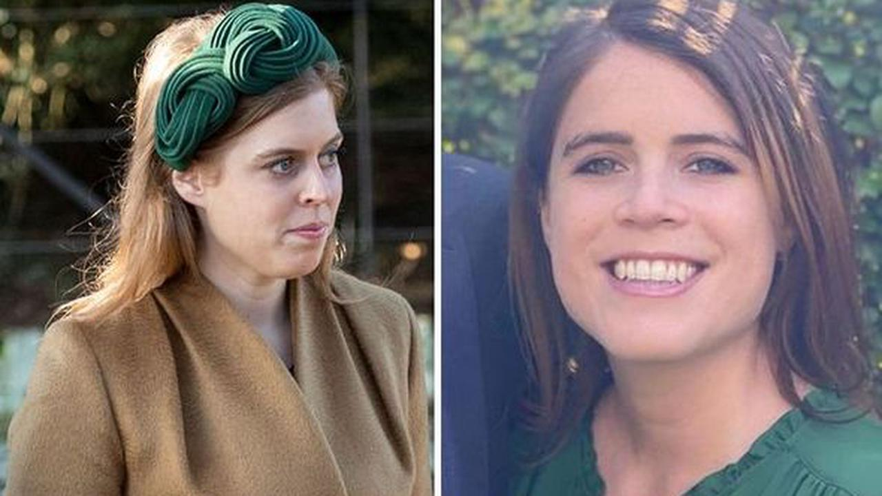 Princess Eugenie royal baby may be stopped from meeting Beatrice for weeks after birth