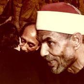 محمود جامع.. قريب السادات وصديق الشعراوي.. تاريخ استثنائي لعلاقة الطبيب بالشيخ وبالرئيس
