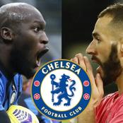 Failed Haaland Deal? Chelsea To Sign Karim Benzema or Romelu Lukaku as Tuchel Seek Haaland Alternative