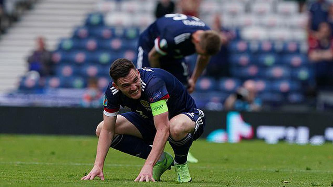 GORDON STRACHAN: There is still hope for Scotland despite Czech Republic pain... Steve Clarke's side CAN get a result against England