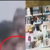 Argentine Politician Caught Suck!ng A Woman's B00bs During Virtual Meeting On Zoom