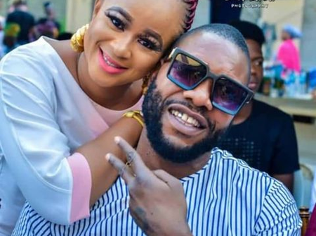 Kokozaria Shows Off His Wife In Today's Photos, Says I Can't Wait To Celebrate My Love