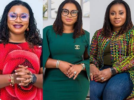 See How Beautiful Charlotte Osei Has Become In These Recent Weeks