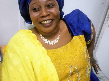 I have never been involved in such violence,  in my whole life - Adama, The wife of Kamaye