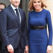 Age Is Just A number, Photos Of president Macron 43 With His Beautiful wife 62