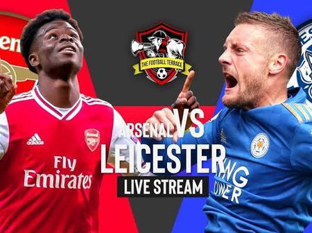 OPINION: 2 Reasons Why Arsenal Will Lose The Game Against Leicester City On Sunday.