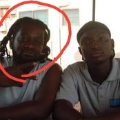 Who remembers the handsome actor sitting beside Adanko? - see how he looks recently