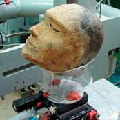 2,100-year-old Human Clay Head Found in Siberia has Strange Contents Inside