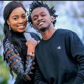 Diana Bahati reacts to Husband's New Song