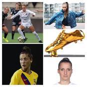 Meet The Beautiful UEFA Women's Champions League Golden Boot Contenders