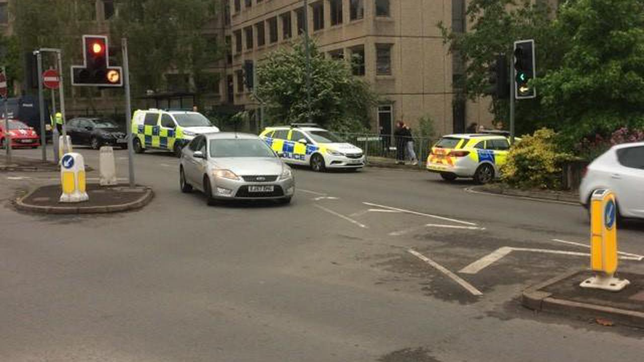 Person dies after falling from Tricorn House in Stroud